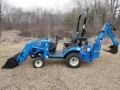 Used Equipment Sales LOADER, BACKHOE SUB-COMPACT in Ashland KY