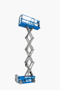 Where to rent SCISSOR LIFT, 19  GENIE SHORT in Ashland KY