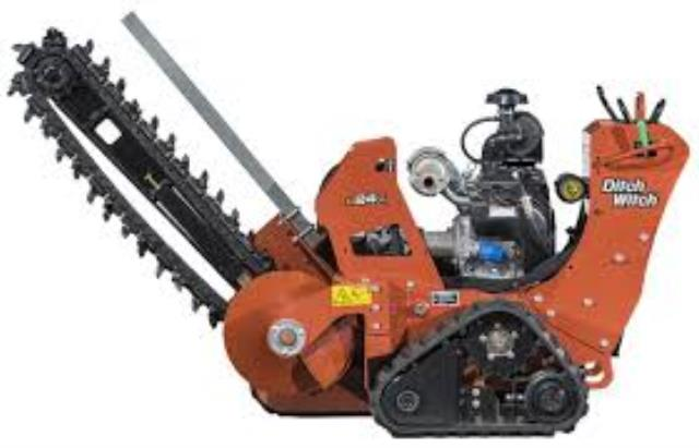 Trencher ditch witch 3 foot track rentals Ashland KY | Where
