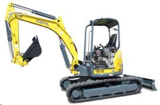 Where to find EXCAVATOR,LG Z35 W THUMB in Ashland
