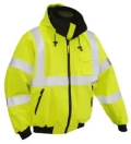 Rental store for JACKET, HI-VIZ GREEN  LG in Ashland KY