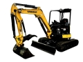 Rental store for EXCAVATOR,LG VI035 W THUMB in Ashland KY