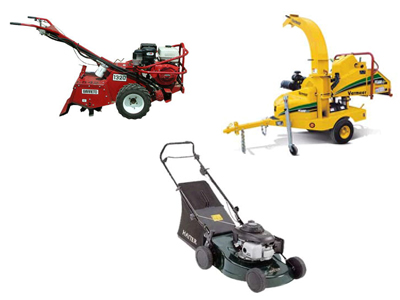 Landscaping equipment rentals in Ashland KY