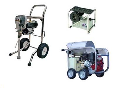 Pressure washer rentals in Ashland KY